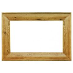 provence solid oak large rectangular mirror aston solid oak wall mirror