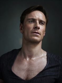 Michael Fassbender as fictional character Michael in the Witching Hour (my imagination)