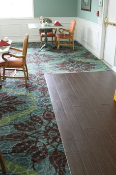 Daltile Catalina Canyon Noce In X In Porcelain Floor And - Americer ceramic floor tile