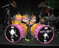 """Annette"" by DW Drums. """