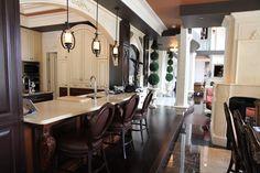 Résidence de style Renaissance Italienne #design #decor #interior #interiordesign #designer #homedecor #decoration