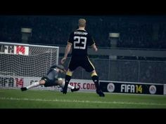 FIFA 14 Ultimate Team Trailer -- Legends (Exclusive to Xbox!)