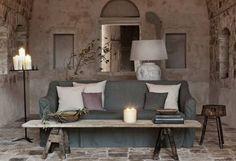Une maison au milieu des oliviers en Italie | PLANETE DECO a homes world | Bloglovin'