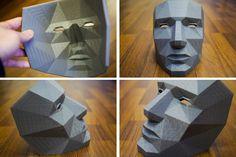 Create a Polygon Portrait with few poligons - Buscar con Google