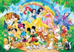 Clementoni Kinderpuzzle 60 Maxi Teile Disney Classic (26408) Filmfiguren in Spielzeug, Puzzles & Geduldspiele, Puzzles | eBay
