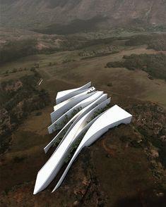 #Concept147 #romanvlasov #architecture #design