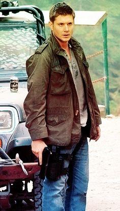 5x04 The End. Dean Winchester | Jensen Ackles | Supernatural