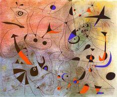 Constellation: The Morning Star - Miro Joan, 1940
