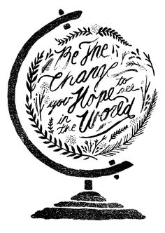 Hand Lettering #1 by Zachary Smith, via Behance