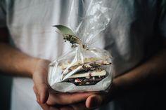 A Simple Edible Gift: Chocolate Bark 3 Ways - Gardenista