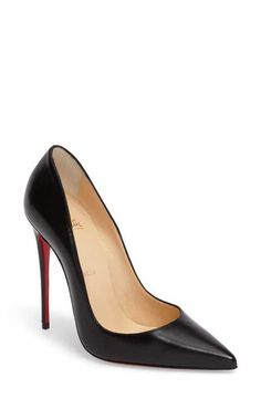 879591e39457 Christian Louboutin So Kate Pointy Toe Pump (Women)