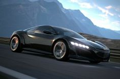 New Acura NSX Among Featured Vehicles in Gran Turismo 6 - Wide Open Throttle