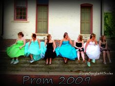 Peoria, IL Prom, Girls