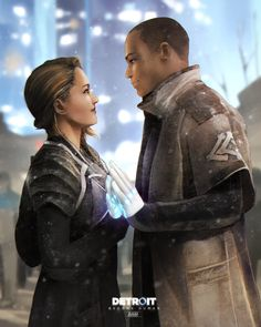 28 Best Markus X North images in 2019 | Videogames, Becoming human