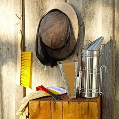 Backyard Beehive Starter Kit #Beekeeping