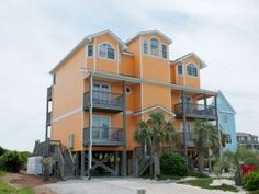 1 Angel's Dream - Escape to a spectacular oceanfront getaway! This stunning oceanfront luxury vacation rental offers everything you need to make your family gathering a memorable one. Read more...