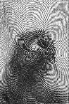 Single stroke by Paolo Čerić, via Behance