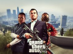 New poster on GTA5