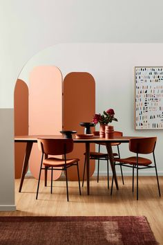 This Paint Colour Palette Is Like Millennial Pink All Grown Up