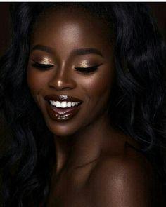 Ebony Beauty!  Gorgeous!