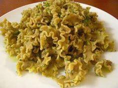 Denny Chef Blog: Mafalde del cenone con le acciughe