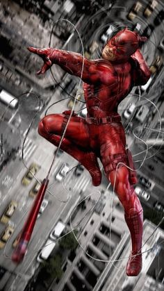 Daredevil by John Gallagher