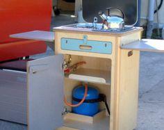 Campervan kitchen pod - Edit Listing - Etsy