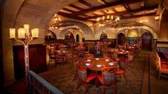 Le Cellier Steakhouse--Disney World, Canada