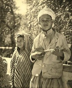 enfants d'Algerie