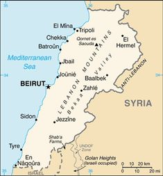 The World Factbookhe country's 1975-90 civil war that resulted in an estimated 120,000 fatalities, was followed by years of social and political instability. Sectarianism is a key element of Lebanese political life. Neighboring Syria has long influenced Lebanon's foreign policy and internal policies, and its military occupied Lebanon from 1976 until 2005. The Lebanon-based Hizballah militia and Israel continued attacks and counterattacks against each other after Syria's withdrawal...