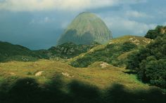 An instantly recognisable peak, Suilven is seen most dramatically from Lochinver