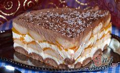 High Sugar, Pavlova, Summer Recipes, Kids Meals, Tiramisu, Cooking Tips, Sweet Tooth, Food And Drink, Biscuit
