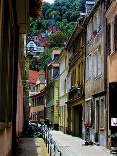 Heidelberg (Baden-Württemberg), Germany (source: https://500px.com/tonyquinnfotos) by  Tony Quinn via Flickr