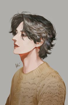 Guy Drawing, Character Art, Anime Drawings Boy, Bts Drawings, Cute Anime Guys, Cute Drawings, Boy Art, Fan Art, Cartoon Art