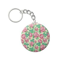 key chain Key Design, Key Chains, Pink And Green, Diy Crafts, Pastels, Gifts, Color, Key Fobs, Presents