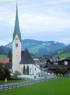 Kerkje niederau