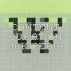 Content curation - Wikipedia
