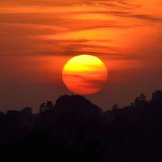 Beautiful India, Beautiful sunsets...