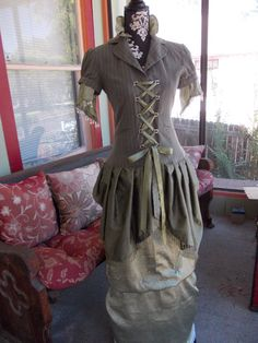 PRE-SALE ONLY: The Emerald City Gown Upcycled by ReviveGifts