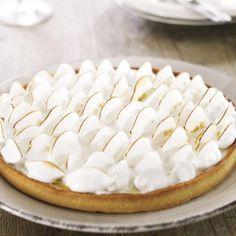 Sur Like a Chef, 60 grands chefs étoilés vous proposent 1500 recettes Dessert Recipes, Desserts, Camembert Cheese, Thierry, Food, Marx, Figaro, Lemon Tarts, Madame