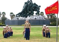 Marine Military Academy in Harlingen, TX