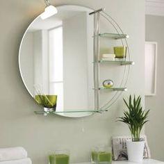 Specchio con Luce - Orb