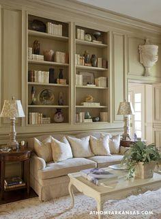 ♥ The Heartbook, Vicki Archer, charming  room