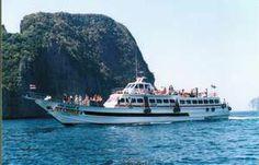 Ferry transfer from Phuket - Phi Phi - Phuket (round trip) Price Start From 1,050 THB - per person
