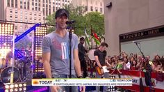 Enrique Iglesias - Tonight, I Like It, Be With You Live at The Today Sho...