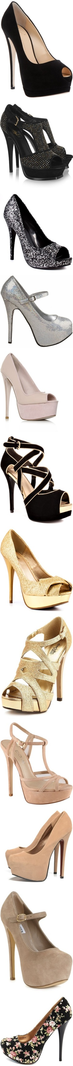 """Zapatos de Taco Fino,,"" by roo-66-roo ❤ liked on Polyvore"