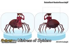 Mistress of Spiders
