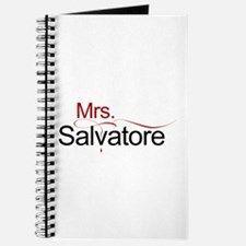 Mrs. Salvatore Journal for