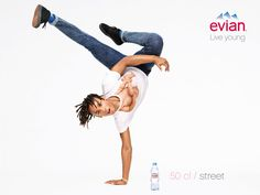 Evian BETC