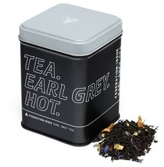 Tea, Earl Grey, Hot - Officially Licensed Star Trek Tea @Barbara Benson